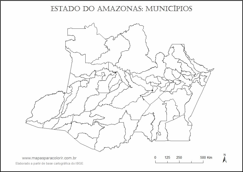 economia do municipio de coloring pages | Mapa del estado amazonas para colorear - Imagui