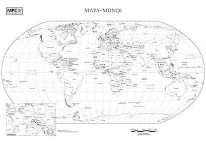 mapa mundi preto e branco MAPA MUNDI PARA COLORIR   Político e continentes mapa mundi preto e branco